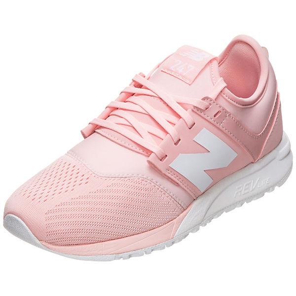 Low Sneaker weiß balance new rosa B EM Sneakers WRL247 x8UYq8R