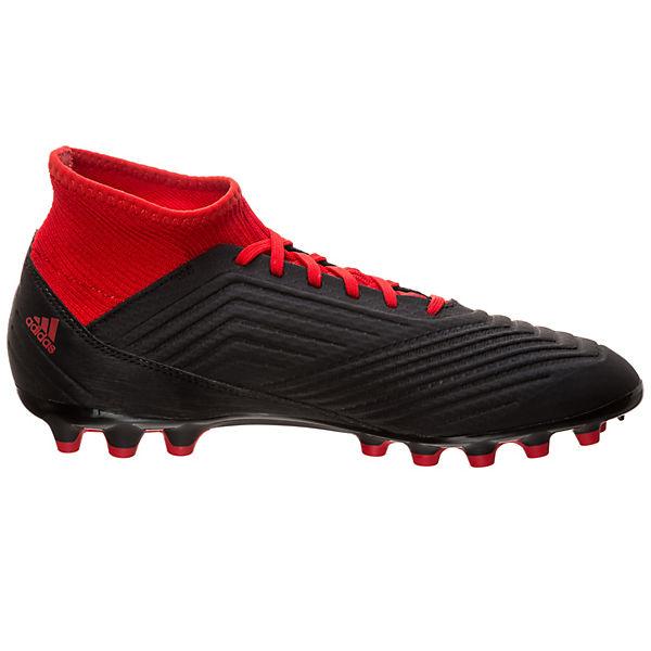 schwarz 18 Performance weiß adidas Predator Fußballschuh AG 3 adidas Fußballschuhe Cg81Oq