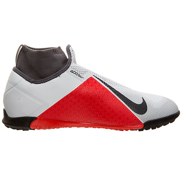 Nike DF Vision Performance Pro rot Fußballschuhe Phantom grau Fußballschuh Nike React TF YqrAU67Yxw