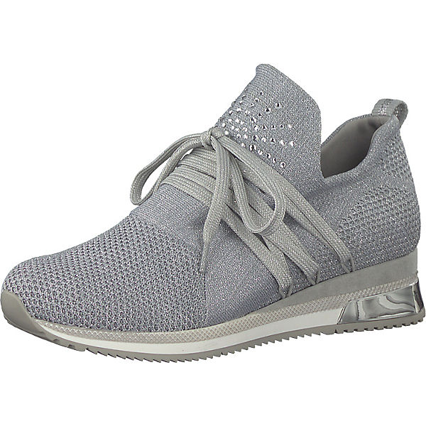 hot sale online 54582 1cb48 MARCO TOZZI, Sneakers Low, grau | mirapodo