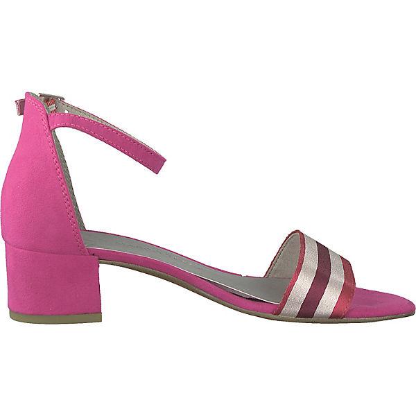 Pink Marco Tozzi Klassische Sandaletten Tozzi Marco Klassische Sandaletten tCsQxhrd