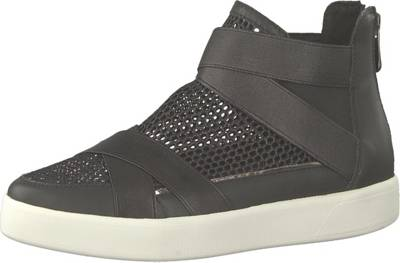 MARCO TOZZI, Sneakers High, schwarz