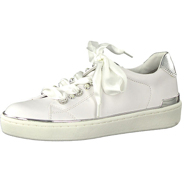 pretty nice 65546 3a15b MARCO TOZZI, Sneakers Low, weiß