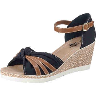 the best attitude 6553d 0a1c6 Damen Sandaletten günstig online kaufen | mirapodo