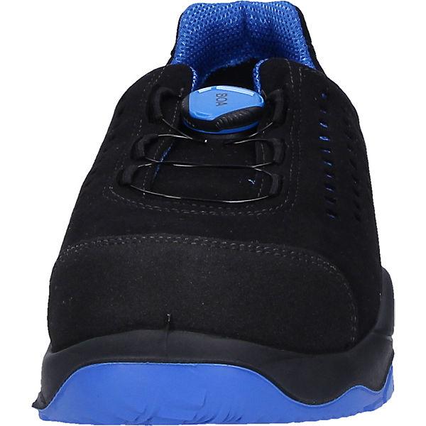 Schwarz 405 Atlas Blue Esd Sicherheitsschuhe blau Xp Sicherheitshalbschuhe Sl AjL354R
