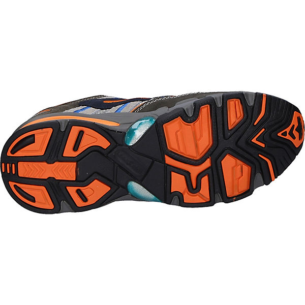 2300 Grau Goodyear Sicherheitshalbschuhe orange Sicherheitsschuhe On0Xwk8P