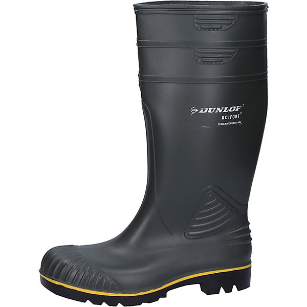 Acifort Dunlop Grün Stiefel safety Arbeitsgummistiefel Non 7YvfbgI6y