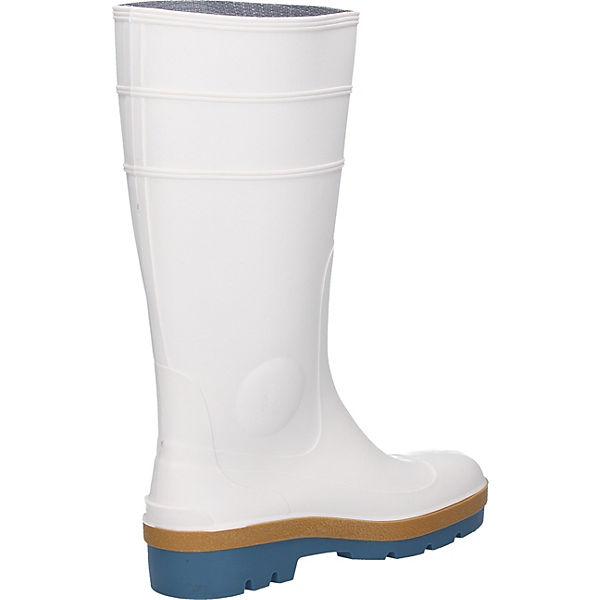 Weiß Dunlop Tricolour Arbeitsgummistiefel Dunlop Tricolour Stiefel Stiefel TPukXZOi