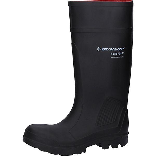 Purofort Sicherheitsstiefel Purofort Arbeitsgummistiefel Dunlop Sicherheitsstiefel Dunlop Schwarz ARL345j