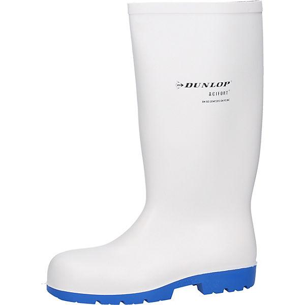 Stiefel Weiß ClassicArbeitsgummistiefel Dunlop Acifort Acifort ClassicArbeitsgummistiefel Stiefel Dunlop Weiß ONn8vmw0