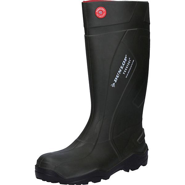 PurofortArbeitsgummistiefel Grün Stiefel Dunlop Dunlop Stiefel 8v0wnNOm