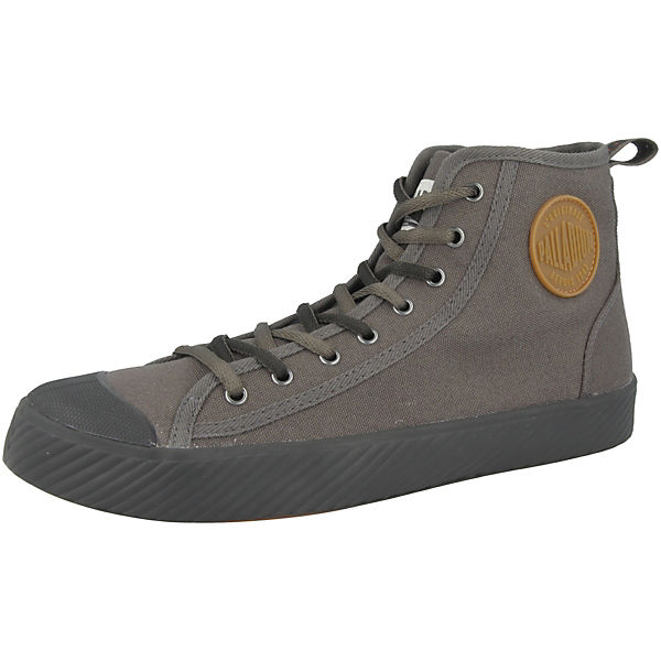 Schuhe Pallaphoenix Mid Canvas Sneakers High