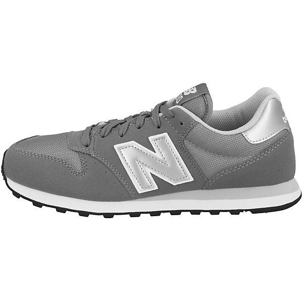 Sneakers new Schuhe 500 Low GM grau balance nAxISZqw0I