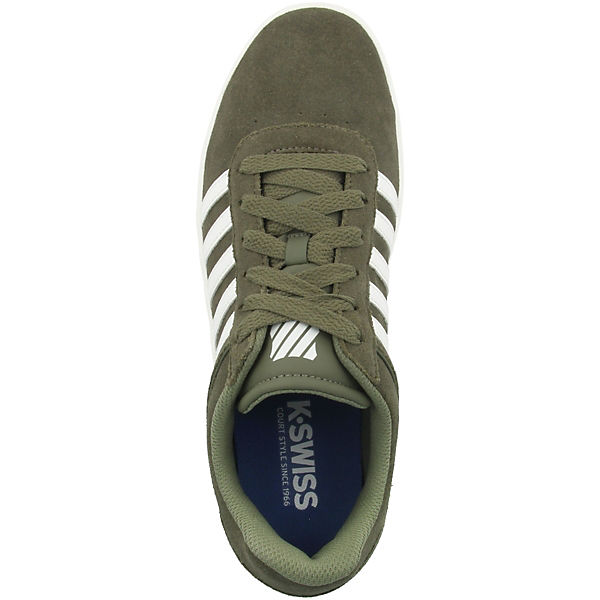 K-SWISS,  Schuhe Court Cheswick Sde Sneakers Low, grün  K-SWISS, Gute Qualität beliebte Schuhe 51da4e