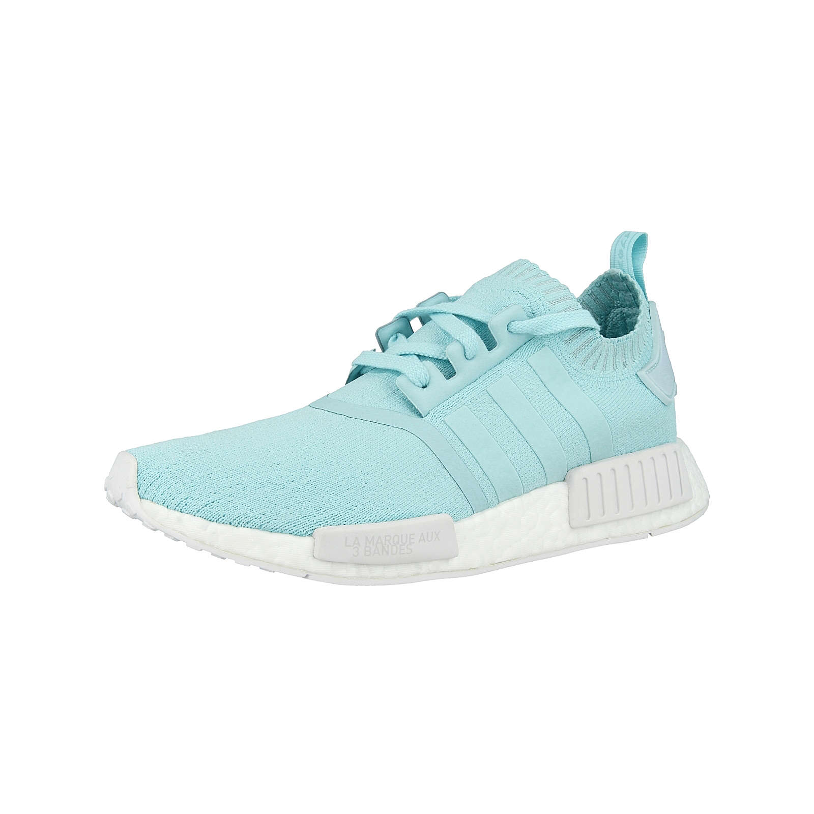 adidas Originals Schuhe NMD_R1 Primeknit Sneakers Low blau Damen Gr. 38 2/3