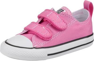 CONVERSE, Baby Sneakers Low CT 2V OX PINK für Mädchen, pink