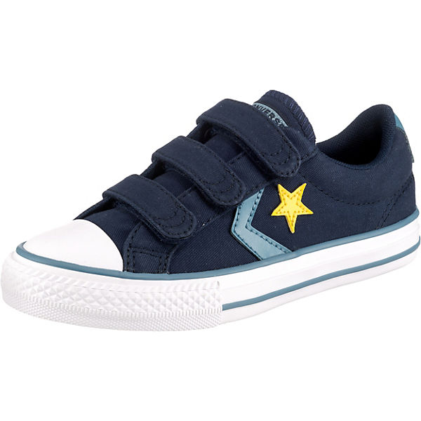 Sneakers Low STAR PLAYER 3V OX OBSIDIAN für Jungen