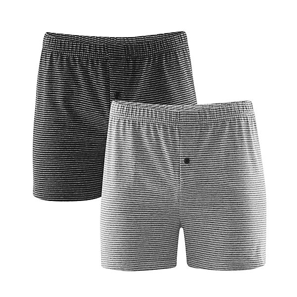 2er-Pack Boxershorts, Organic Cotton