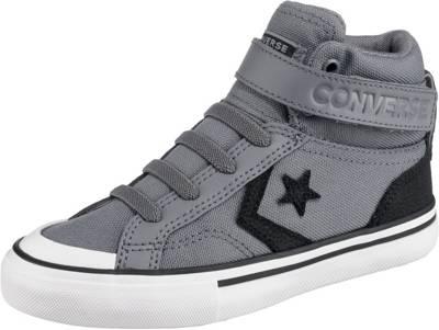 Exclusive Converse Pro Blaze Strap Hi Sneaker Grey