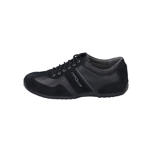 camel active, Herren Schnürer, schwarz  Gute Qualität beliebte Schuhe