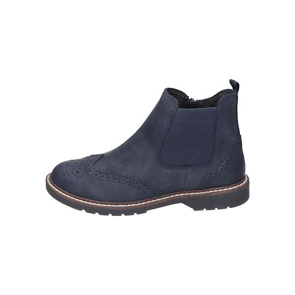 s.Oliver Damen Shoes, S. Oliver Damen s.Oliver Stiefelette, blau   ac6307
