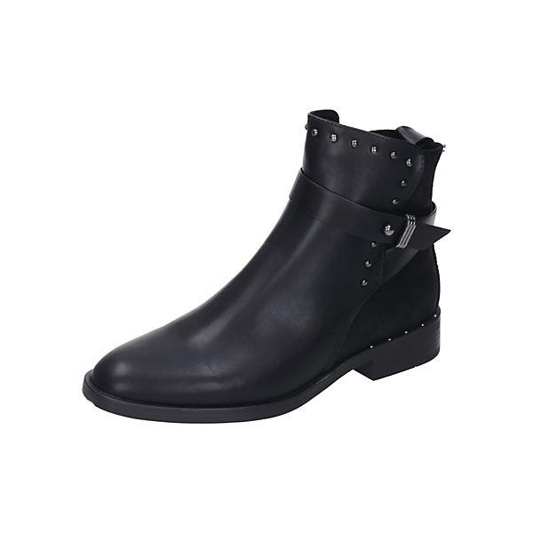 S schwarz s Damen Oliver Stiefelette Shoes Oliver 1S44qpTwnv