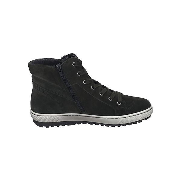 Gabor, Damen Sneaker, grau  Gute Qualität Qualität Qualität beliebte Schuhe fd4301