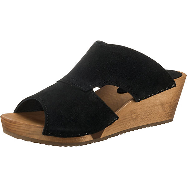 Wood-Binna Wedge Flex Sandal Pantoletten