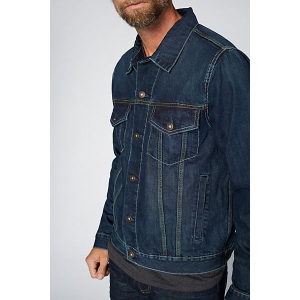 Jeansjacke in denim COLORADO DENIM blue verschiedenen dark Herren Farben GOTS qxtZgAtR
