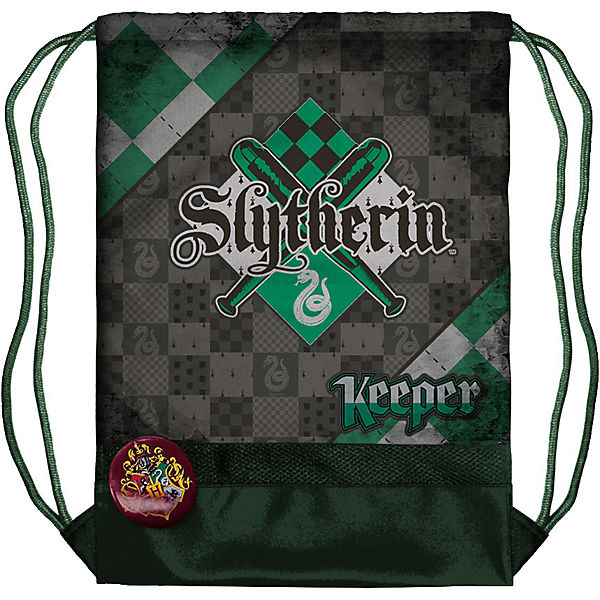 Sportbeutel HARRY POTTER Slytherin