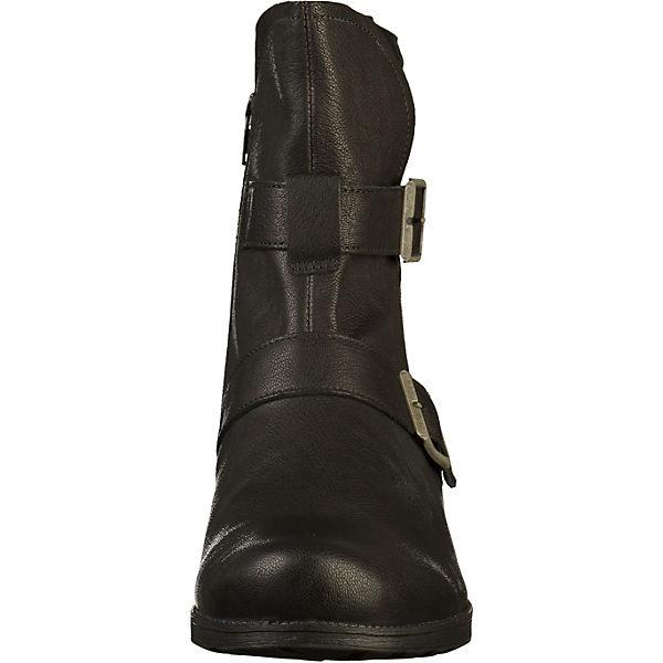 Think!, Stiefelette Gute Klassische Stiefeletten, schwarz  Gute Stiefelette Qualität beliebte Schuhe 6c7829