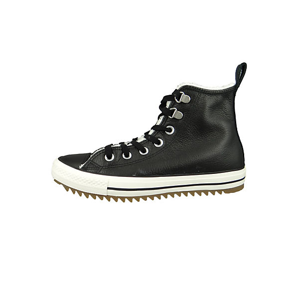 Boot CONVERSE Hiker 161512C Chucks TAYLOR ALL Egret STAR HI CHUCK High Schwarz Black Gum schwarz Sneakers 08dFSWprc0