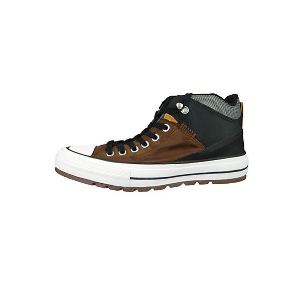 ALL TAYLOR Boot HI Braun Chestnutz braun Black 161469C Brown Chucks CHUCK STAR Street Low CONVERSE Sneakers pgXqBCwW