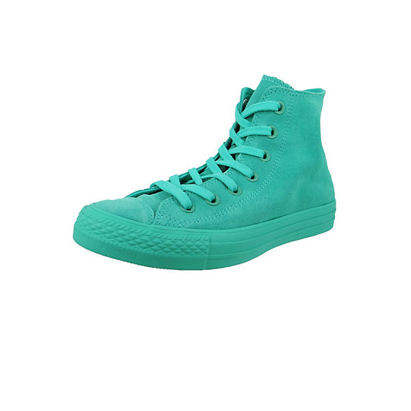 Mono CHUCK High HI Teal CONVERSE ALL Teal Türkis Pure türkis Pure 561728C STAR Sneakers Chucks Suede TAYLOR zZZgtqx0w