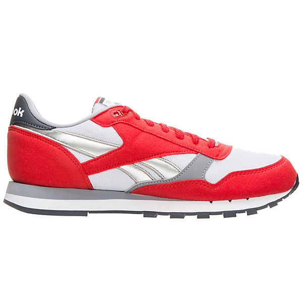 Classic Leather Reebok Leather Reebok Sneaker Rot Sneaker Classic Rot E9WHbIe2YD