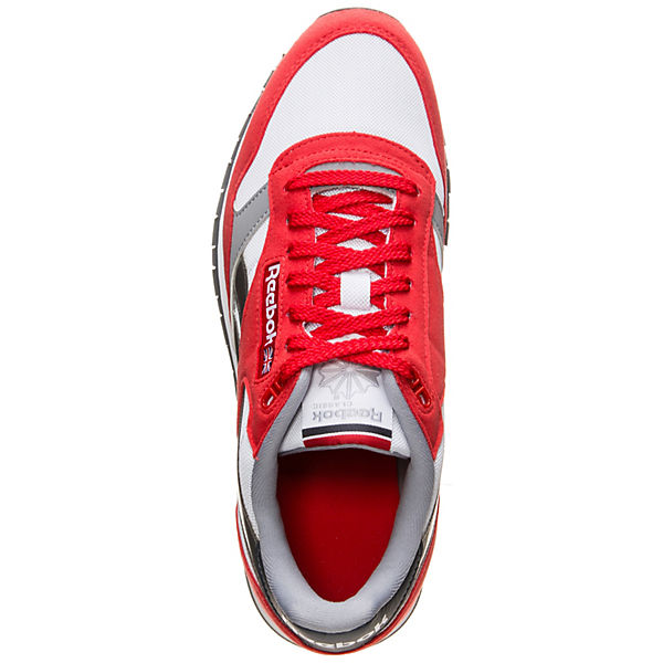 Reebok Sneaker Reebok Classic rot Leather Leather Classic TOq8FR