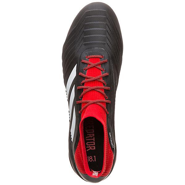weiß Predator 18 Fußballschuh schwarz SG adidas Performance adidas 1 qfa118