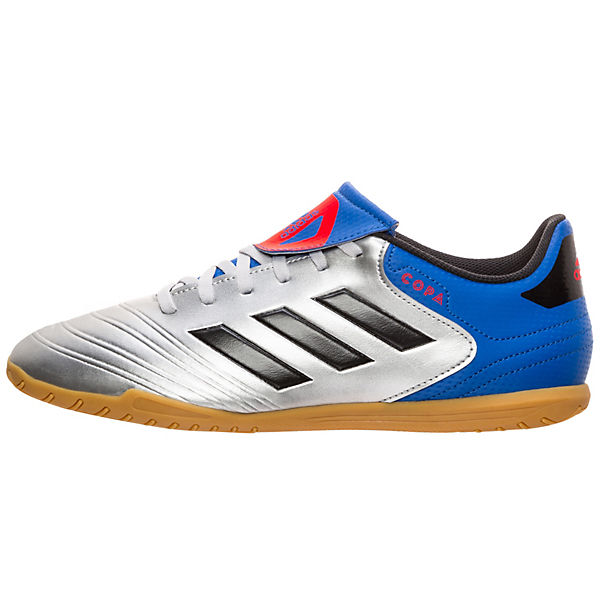 Copa adidas Fußballschuh adidas Performance silber Tango 4 Indoor 18 FPw5qE5