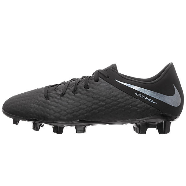 III FG Performance Hypervenom Phantom Nike schwarz Nike Academy Fußballschuh zYwxII