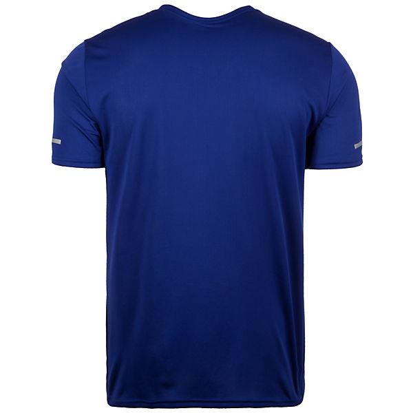 blau adidas adidas Performance Run Laufshirt g5gwUIq