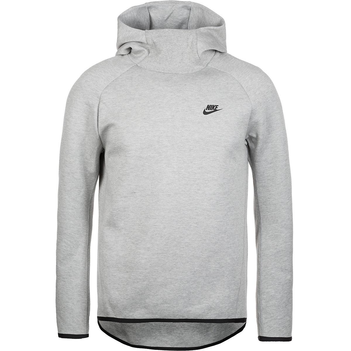 Nike Kapuzenpullover Grau