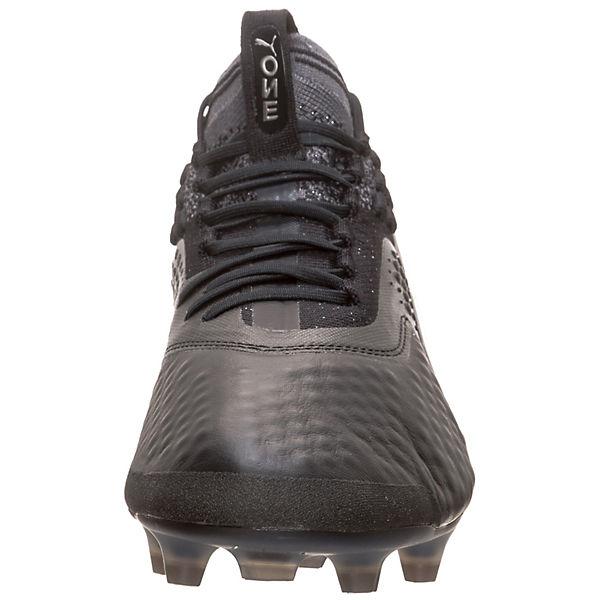 schwarz Lth ONE Fußballschuh AG PUMA FG 1 wYqF6BA
