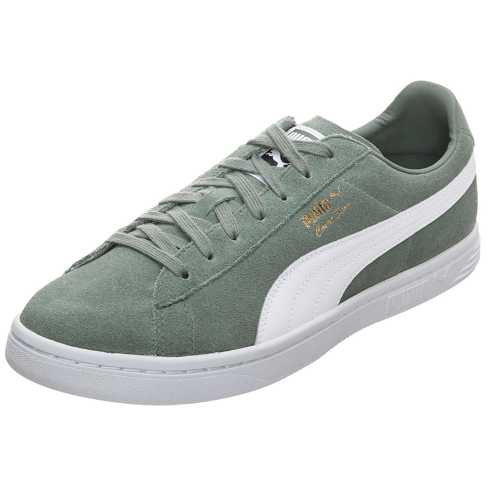 PUMA Court Star FS Sneaker grün Gr. 44,5