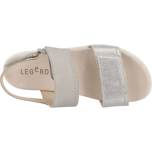 Sandalen Savona Legero Grau Klassische Grau Sandalen Legero Klassische Legero Savona A8Hxw8
