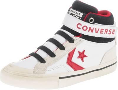 CONVERSE, Sneakers High PRO BLAZE STRAP HI WHITEEGRET für