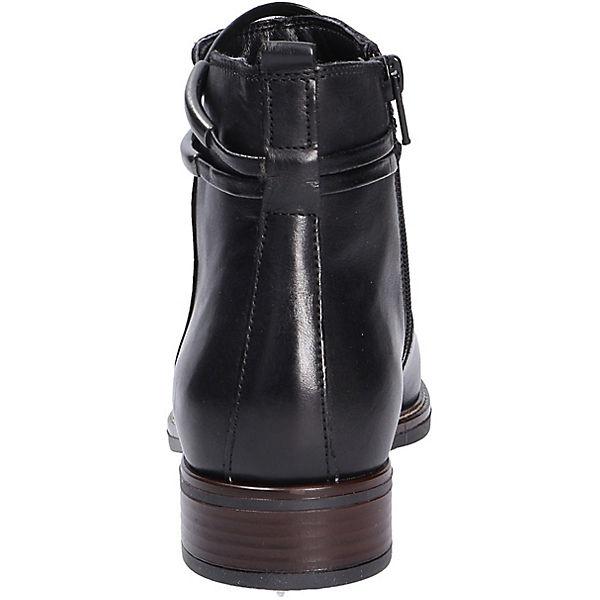 Stiefeletten Tamaris Fashion Klassische schwarz Stiefelette Tt7qtrfw
