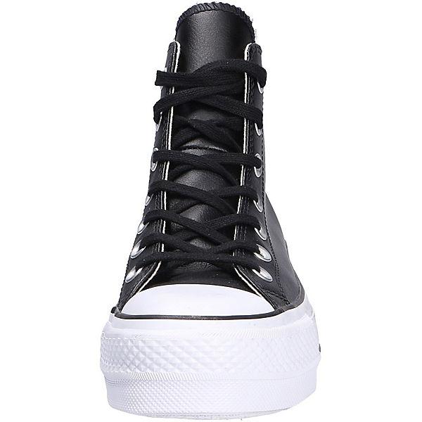 Sneakers Freizeitschuh schwarz High CONVERSE Sneaker 1Txqg6