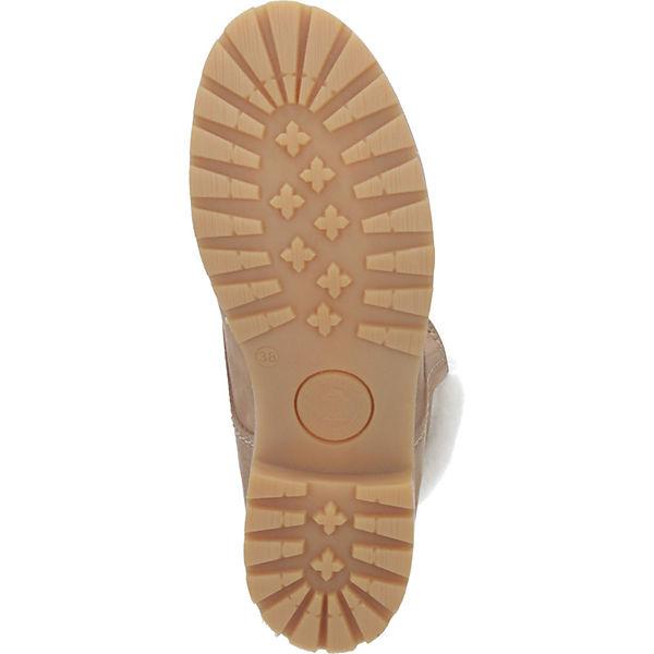 PANAMA JACK, Damen Stiefelette Stiefelette Damen Schnürstiefeletten, beige  Gute Qualität beliebte Schuhe a670e8