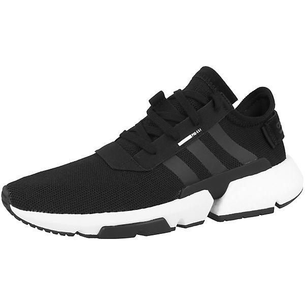 adidas Originals Schuhe POD-S3.1 Sneakers Low schwarz