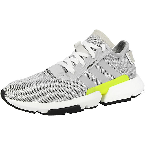 S3 Low POD adidas grau Schuhe Sneakers Originals 1 wnZvp4q
